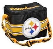 Pittsburgh Steeler beer cooker and travel bag