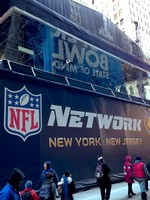 New Jersey - New York Super Bowl