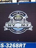 Super Bowl XLVIII Sheild