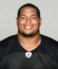 Former Steelers lineman Al Woods