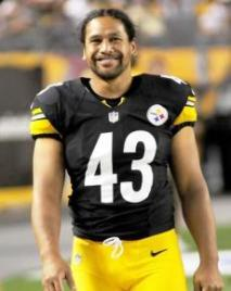 Steelers safety Troy Polamalu retires after 12 seasons in Pittsburgh