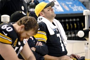 Big Ben feels the loss after a bad performance against the Saints