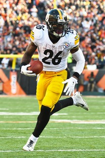Steelers running back Le'Veon Bell facing four game suspension