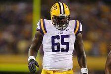 Former LSU left tackle Jerald Hawkins was placed on injured reserve by the Pittsburgh Steelers